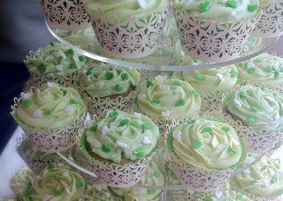 Cupcake detailing