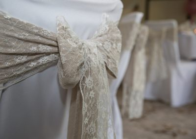 Hessian & Lace